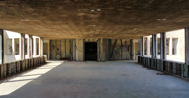 Phoenix Trotting Park Abandoned in Goodyear Arizona