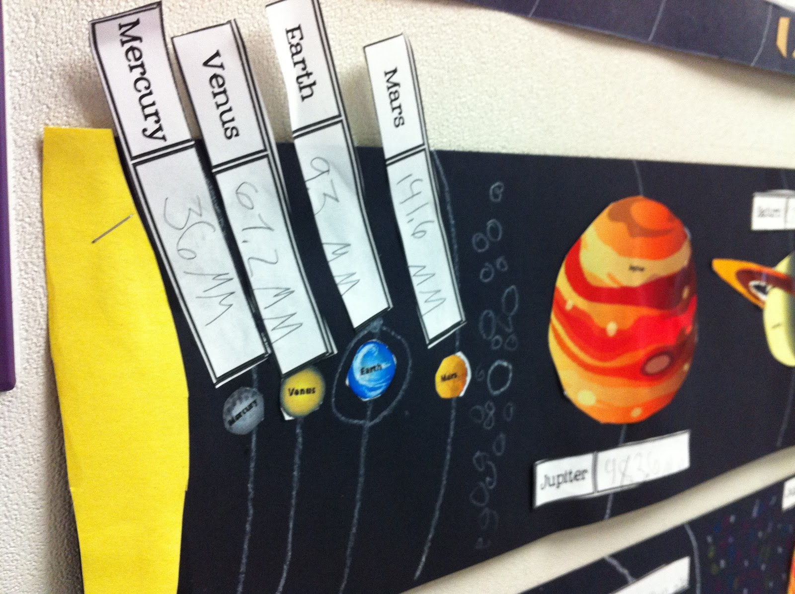 Yay Third Grade Solar System Fun