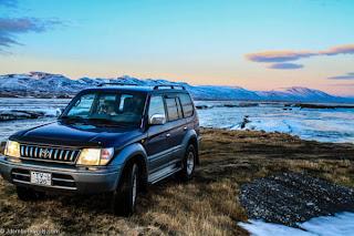 Alquiler de coche en Islandia
