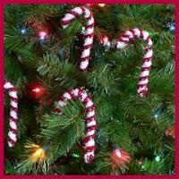 Bastoncitos navideños