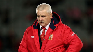 Warren: I'm done with the Lions, I hated the New Zealand tour