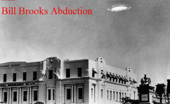 Alien Abduction Bill Brooks