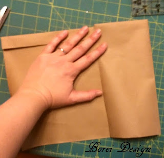 DIY craft tutorial How to make your own gift bags