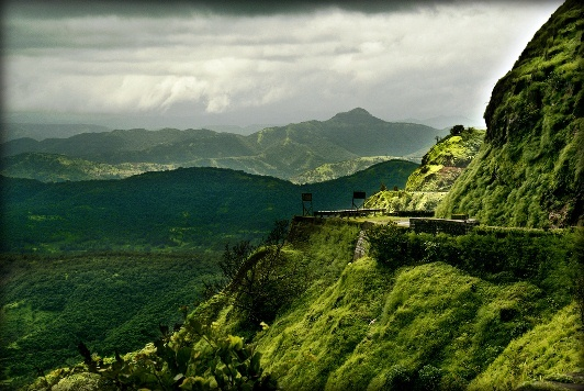 India - The Land Of Hearts: Western Ghats - The Sahyadri Mountain ...