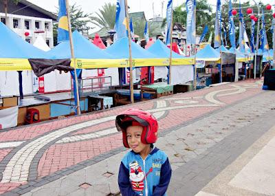 Pasar Wadai Banjarmasin 2018