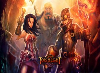 Torchlight [Full] [Español] [MEGA]