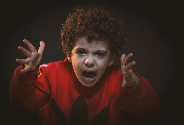 Penyebab anak marah