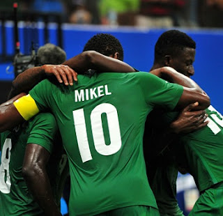 Rio Olympics: Nigeria's Dream Team Beats Japan 5 - 4, Etebo Shows Class, Net 4