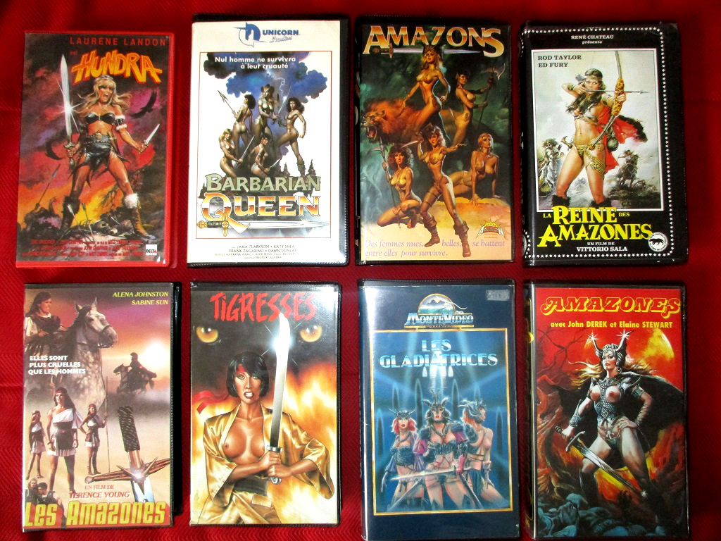 Power Girls & Female Warriors Collection from Gutsy's Vault IMG_1309