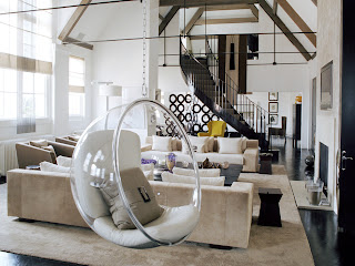At home with Sam and i: Hanging Chairs