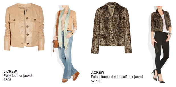 3e1398b8891c to Fabulous Florida Mommy (in this post), who let us know the following  news: There are a few new J.Crew arrivals spotted over at Net-A-Porter  (click here ...