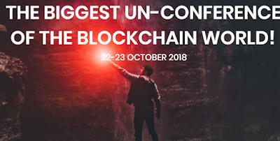 أكبر ملتقى للبلوكتشاين في دبي 22-23 أكتوبر 2018 Satoshi United