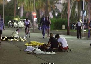 Pelaku Teror Truk Nice Prancis Bukan Muslim