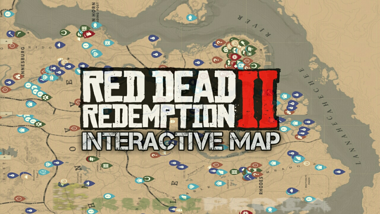 Red Dead Redemption 2 how to find collectibles, legendary animal, amenities, robberies and others