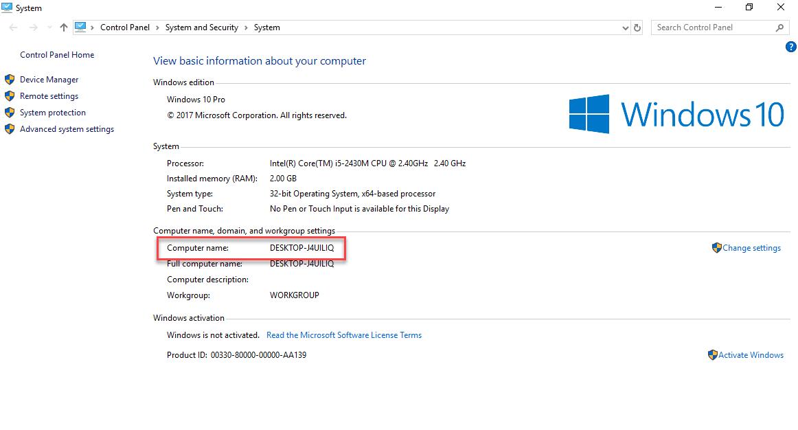 Khắc phục lỗi không tìm thấy tên máy tính trong mạng chia sẻ trong Windows 10 - Ảnh 2