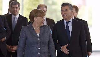 La ministra Bullrich afirmó que se tomarán todas las medidas de prevención, por la llega de la canciller alemana.