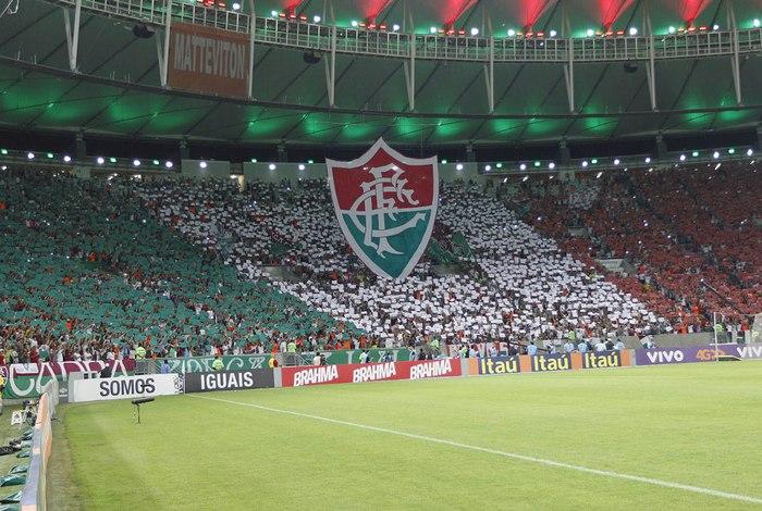 20151e7876 Confronto entre Fluminense e LDU já ultrapassa os 10 mil ingressos vendidos  antecipados