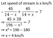 IBPS PO Quantitative Aptitude (Boat & Stream, Problems on