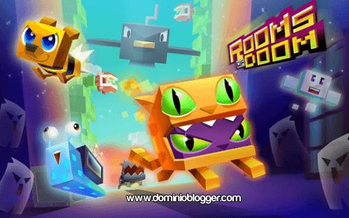juego Rooms of Doom para android gratis