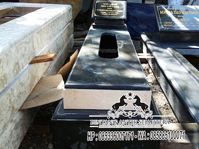 Makam Granit, Model Kijing Granit, Harga Makam Granit
