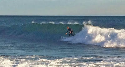 playa para surfing