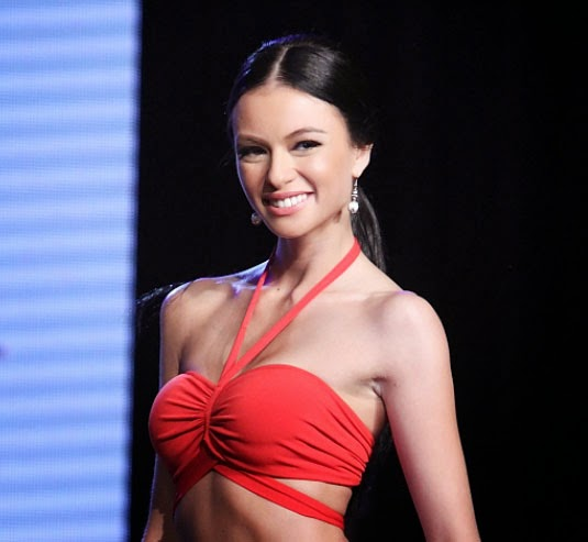 Valerie Weigmann is Miss World Philippines 2014