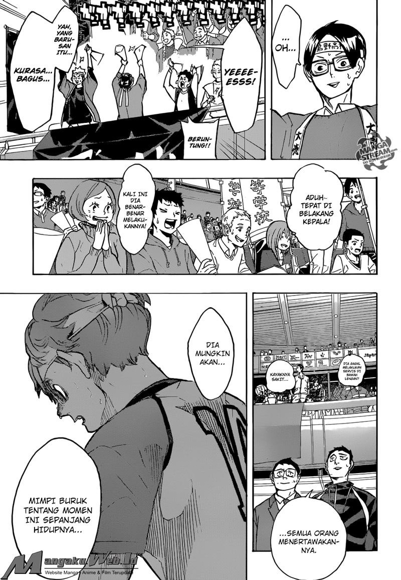 Haikyuu Chapter 239-5
