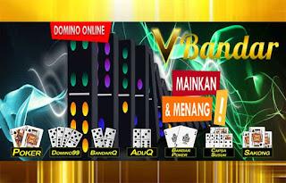 Promo Bonus Judi Domino Online VBandar.info Terpercaya
