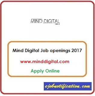 Mind Digital Hiring Freshers iOS Developer Jobs in Delhi Apply Online