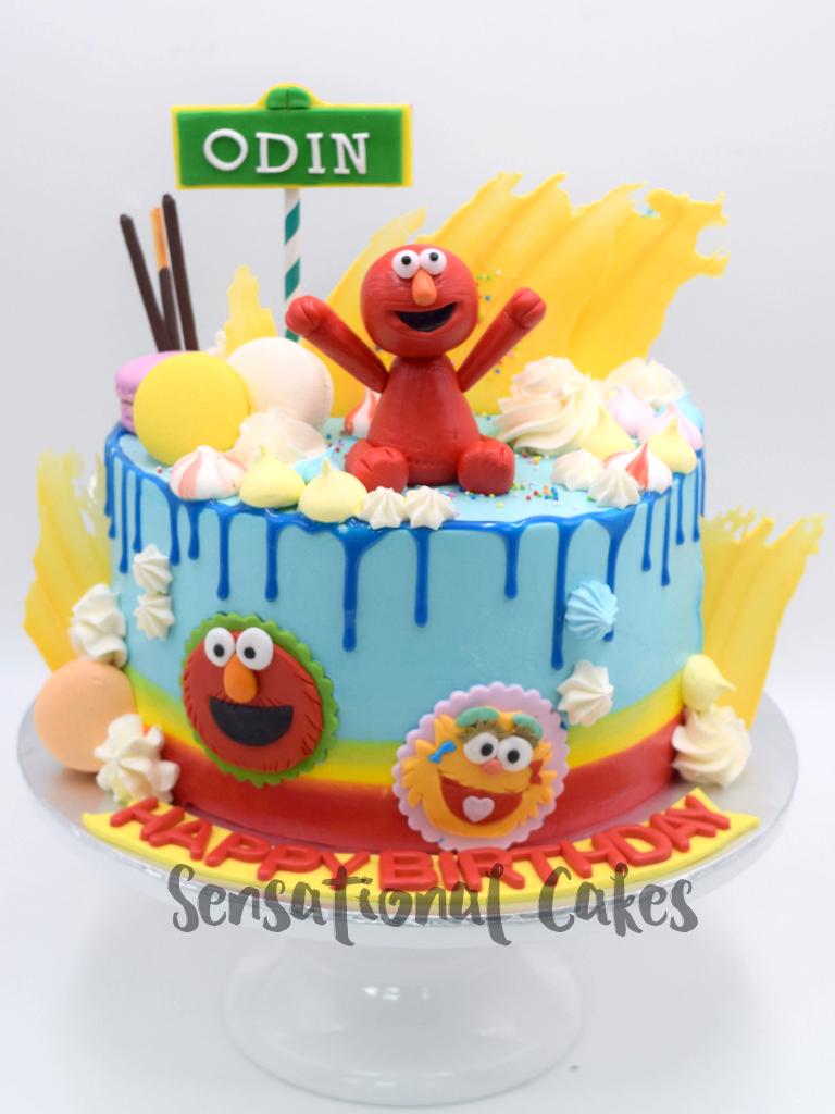 The Sensational Cakes