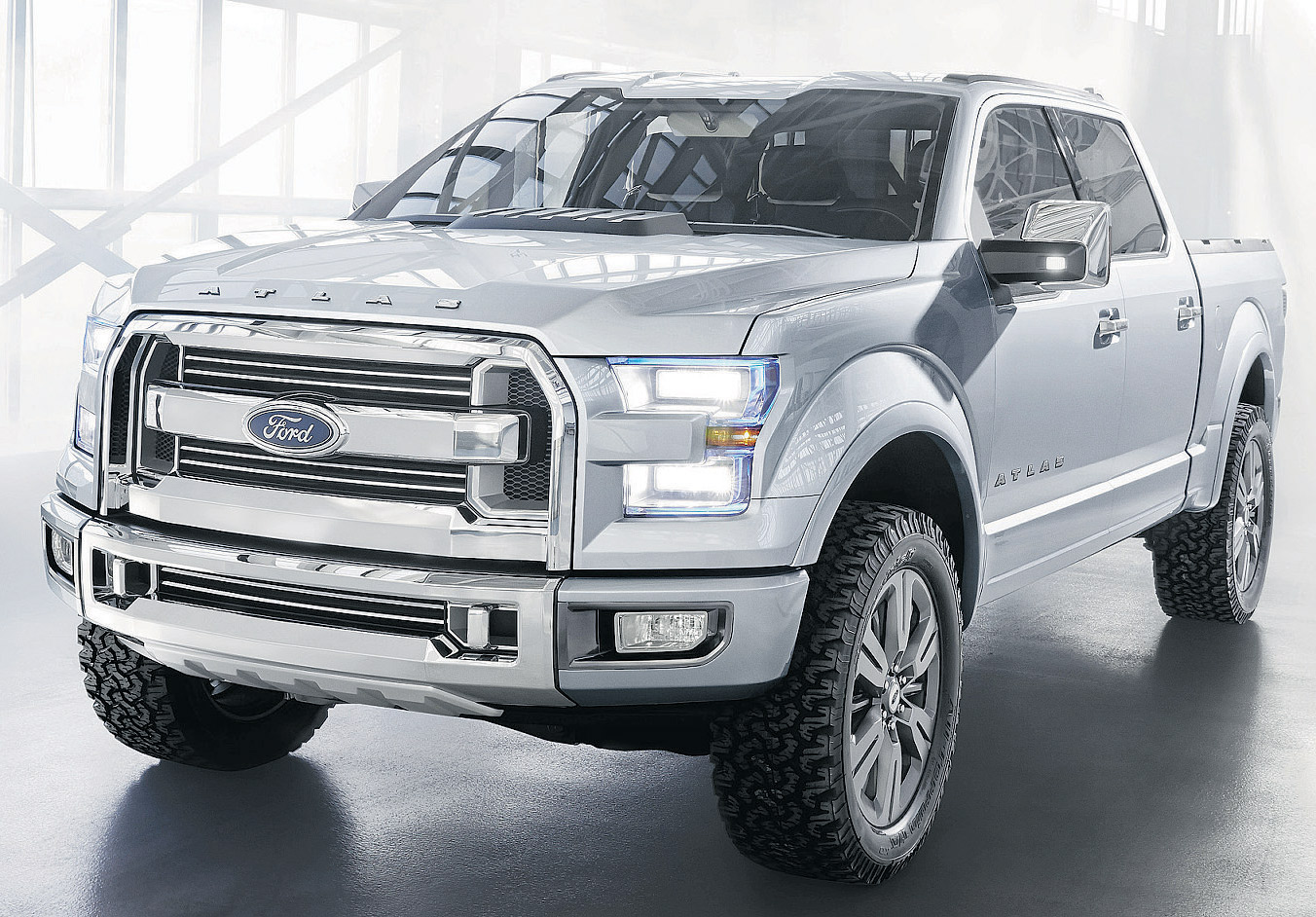 Custom Truck Parts: The Future Of Pickup Trucks Is Here