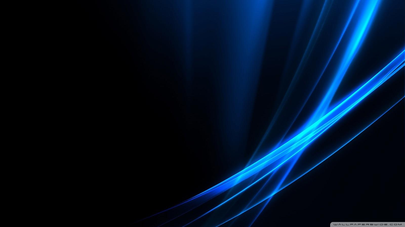 Black And Blue Cool 3d Wallpapers: 美しい窓のデスクトップの壁紙10 1920x1080の