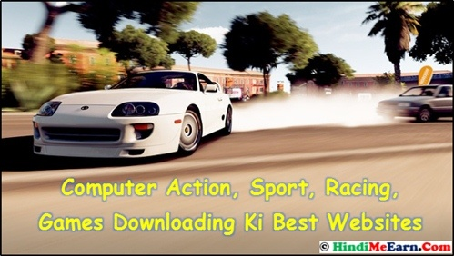 Computer free games ke liye websites