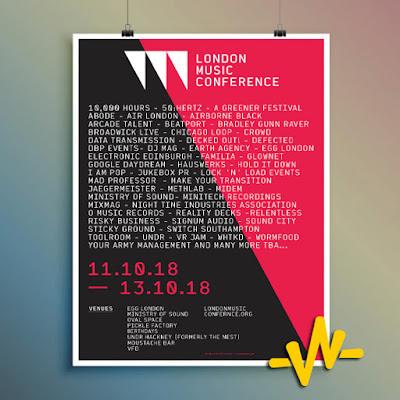 London Music Conference presenta su primera edición este mes de Octubre