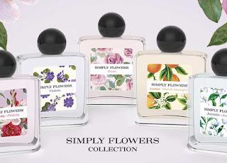 colonia, perfume, mercadona, simply flowers, rosas, solo yo,