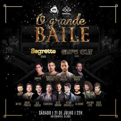 f72995b693 No próximo sábado acontece em Belo Horizonte uma super festa que promete