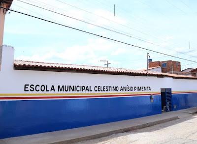 Prefeitura de Santo Antônio de Jesus entrega Escola Celestino Anísio Pimenta