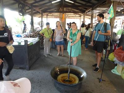 Melaza, savia del cocotero, Tailandia, La vuelta al mundo de Asun y Ricardo, vuelta al mundo, round the world, mundoporlibre.com