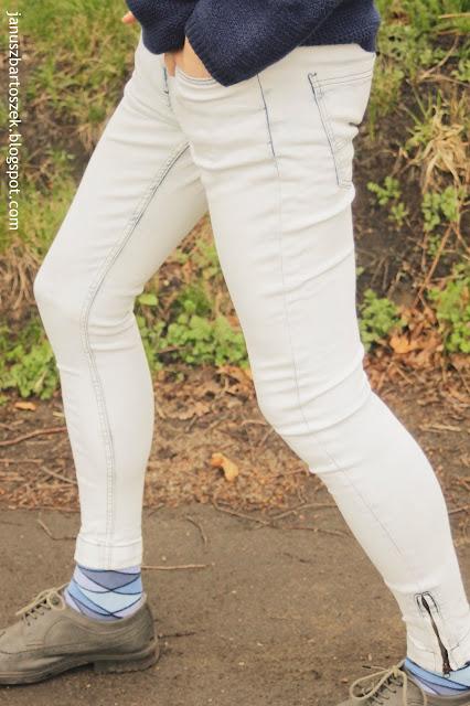 spodnie jogger fit bershka