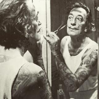 tatuando el pasado 13 dali