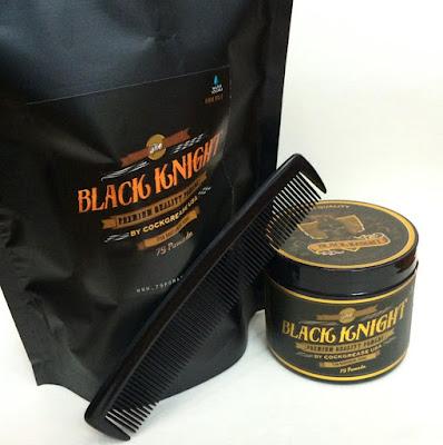 Black Knight Pomade – New Premium Quality