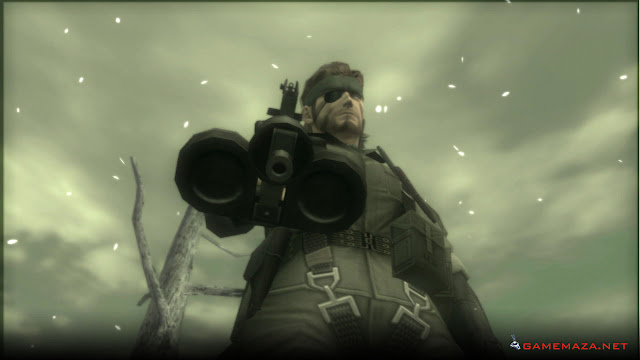 Metal Gear Solid 2 Substance Gameplay Screenshot 4