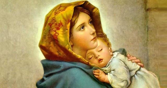 Μαρία: Το όνομα της Μητέρας των Μητέρων