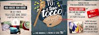 Logo Bonduelle ''Tu e Il Tuo Tocco di Stile'': vinci gratis o previo acquisto card Idea Shopping e set di piatti