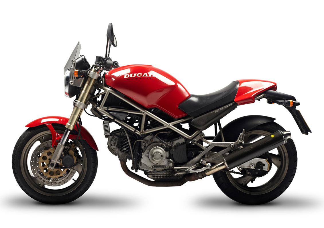Elrectanguloenlamano Ducati Monster 25 Years Of A Landmark Design