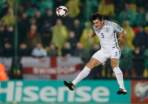 Cầu thủ 25 tuổi sở hữu thể hình ấn tượng với chiều cao lên tới 1m93