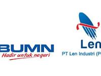 PT Len Industri (Persero) - REcruitment For Program Rekrutmen Bersama PPB BUMN LEN March 2019