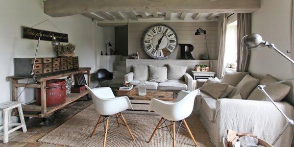 interieur maison vintage. Black Bedroom Furniture Sets. Home Design Ideas