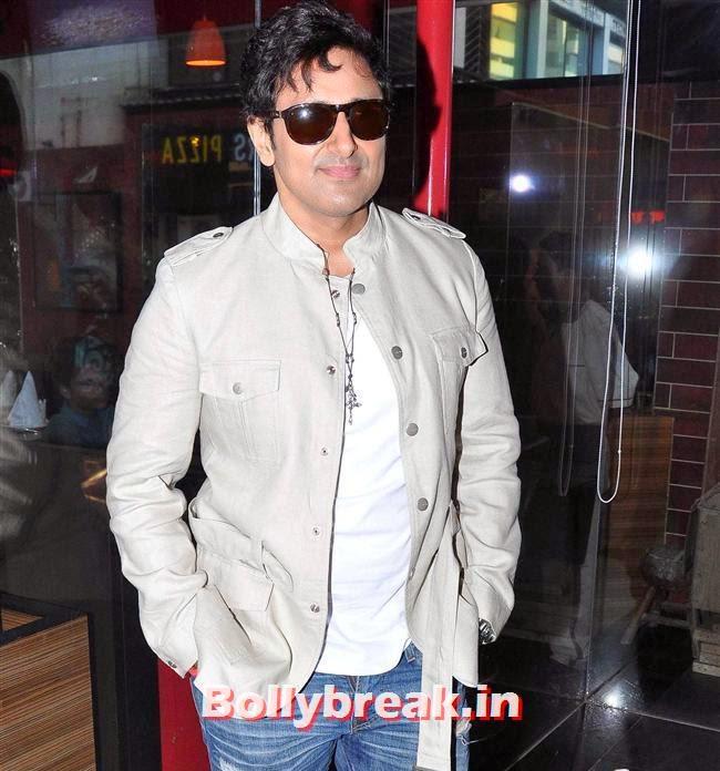 Parvin Dabas, Sunny Leone at Ragini MMS 2 Success Bash