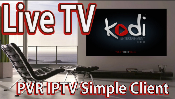 How To Setup Iptv List M3U On Kodi Krypton - 2000 LIVE TV